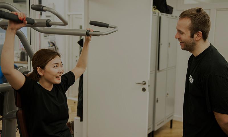 nørrebro fysioterapi og træning åbningstider