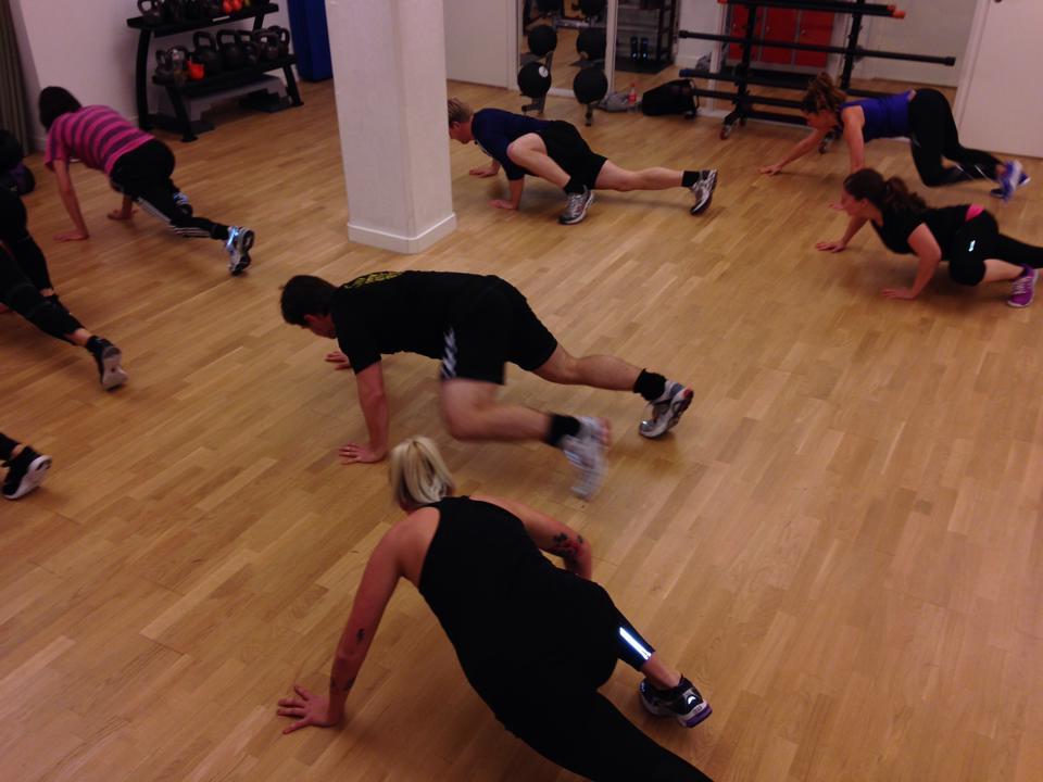 træning og fysioterapi